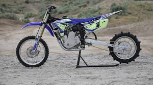 triumph motocross bike insane nitro methane hill climb bike dirt bike magazine youtube