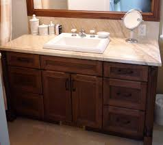 french country vanity bathroom traditional with brown french