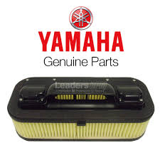 yamaha new oem waverunner pwc boat air filter cleaner element 6b6