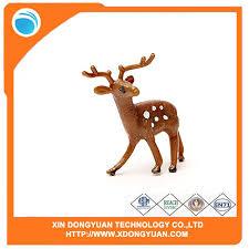 plastic reindeer figurines plastic reindeer figurines suppliers