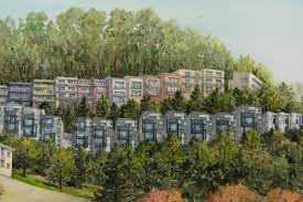 long delayed forest knolls development site selling for 20m