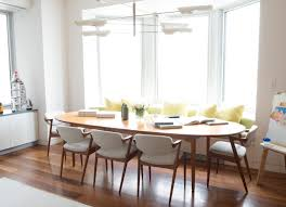 Nook Dining Table by Best Ideas About Oval Dining Tables Round Gallery And Breakfast
