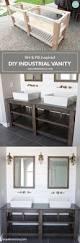 pinterest bathroom mirror ideas best industrial bathroom mirrors ideas on pinterest module 25
