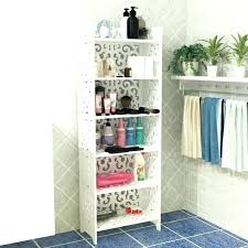 Plastic Bathroom Storage Bathroom Shelves Storage Unique White Bathroom Shelves Or White