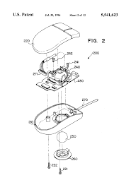 patent us5541623 temperature compensated opto electronic circuit