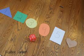 5 simple games for teaching number recognition reading confetti