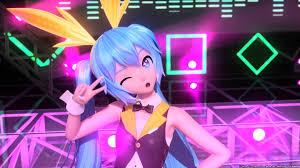 hatsune miku u0026 friends community ot it u0027s always the era of miku