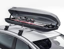 porta sci auto ford b max thule portasci da tetto per pacific 600 ford b