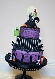 stylish inspiration nightmare before christmas cake topper avon