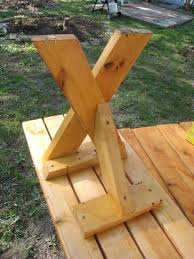Plans To Build A Picnic Table And Benches by Picnic Table With Detached Benches 9 Steps With Pictures