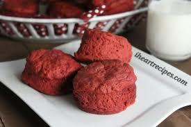 red velvet biscuit i heart recipes