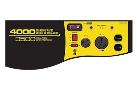 amazon com champion power equipment 46539 3500 watt rv ready