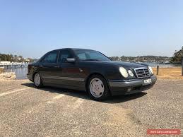 mercedes australia used cars mercedes w210 e class e230 amg wheels mercedesbenz eclass