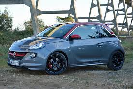 opel cars 2016 2016 opel adam s review pictures specs digital trends