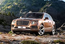 bentley mulliner tourbillon off road opulence for 160 000 in bentley u0027s first ever suv the