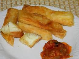 recette de cuisine frites de manioc how to cassava fries