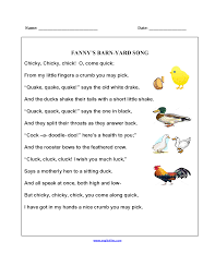 englishlinx com poetry worksheets
