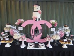 girl baby shower themes best 25 chanel baby shower ideas on chanel birthday