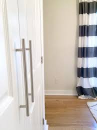 bifold closet door hardware installation home design ideas