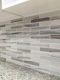 gray backsplash kitchen modern white gray marble kitchen backsplash tile from backsplash
