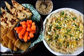Hummus Kitchen Kahakai Kitchen Butter Bean Purée With Dukkah U0026 Egg An