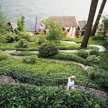 Steep Sloped Backyard Ideas 25 Unique Steep Hillside Landscaping Ideas On Pinterest