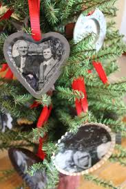 family tree diy ornaments mod podge rocks