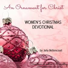 an ornament for devotional by bettencourt creative