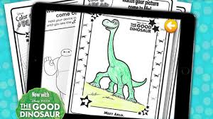 disney color and play now with the good dinosaur and inside out