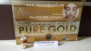 aqua skin egf gold pusat vitamin suntik putih original suntik putih aqua skin egf