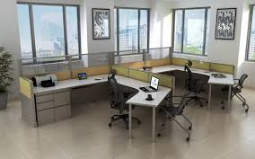 Office Cubicle Desk Office Cubicle Workstations Open High Low Wall Joyce