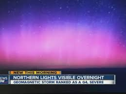 where are the northern lights visible northern lights over colorado aurora borealis appears over aurora