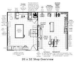 workshop layout planning tools garage workshop plans home plans