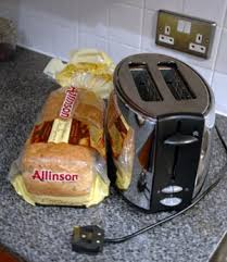 Bread Shaped Toaster Lessons In Cookery Toast
