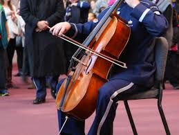 air force band wants to buy a 75 000 cello