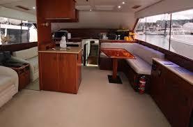 1987 ocean 55 supersports flybridge brokerage boats riviera