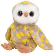 twilight owl ty beanie baby teddies fluff