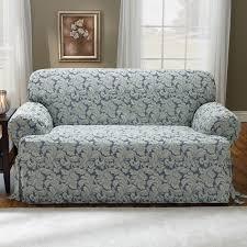 decorating captivating sofa design using surefit matelasse damask