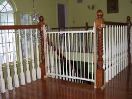 Baby Gate For Banister And Wall Baby Gates For Stairs Inspiration U2014 Jen U0026 Joes Design