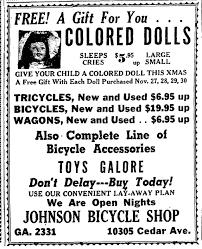 atlanta daily world november 1 1960