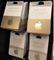 store gift cards apple retail gift cards arrive in third party stores for the
