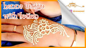 simple henna hands tattoo designs tutorial mehndi with lotion