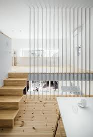 2621 best home room images on pinterest architecture live and homes swallow house by uzu architects casa hogar futuro blanco escalera entrepiso lineas divisor