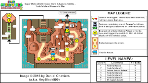 Super Mario World Map by Super Mario Advance 2 Yoshi U0027s Island Overworld Map Png