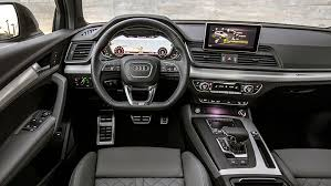 audi touchpad a luxury crossover for who like to drive 2018 audi q5