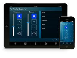 Ipad In Wall Mount Docking Station Smart Home Automation Crestron Responds To Apple Homekit With