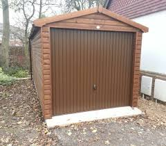 timber garages wooden garages timber buildings browns garden