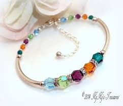 mothers birthstone bracelets mothers bracelet with birthstones best bracelets