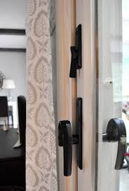 How To Paint An Interior Door Updating Old Brass Hardware U0026 Handles With Spray Paint Young