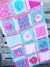 Bright Pink Crib Bedding by July 2015a Vision To Remember All Things Handmade Blog July 2015